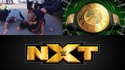 Could we see the title won on NXT?