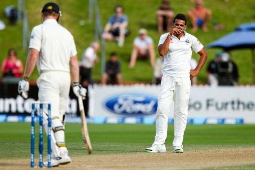 New Zealand v India - 2nd Test: Day 4