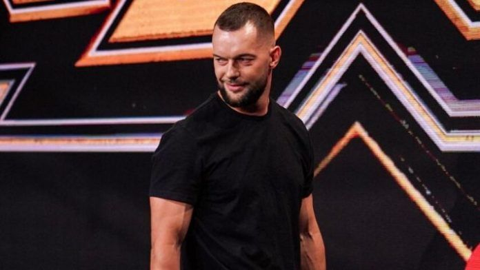 Finn Balor seems to have caught the attention of his former crew