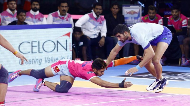 Can the Thalaivas break their losing streak with a win in their final league match? (Image Courtesy: Pro Kabaddi)