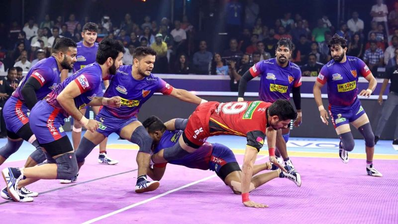 In terms of teamwork, Delhi aced high-time!