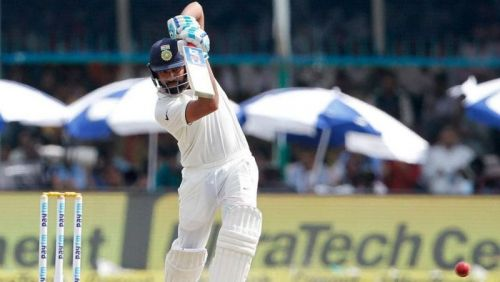 Rohit Sharma's twin centuries have helped him gain big in the ICC Test Rankings
