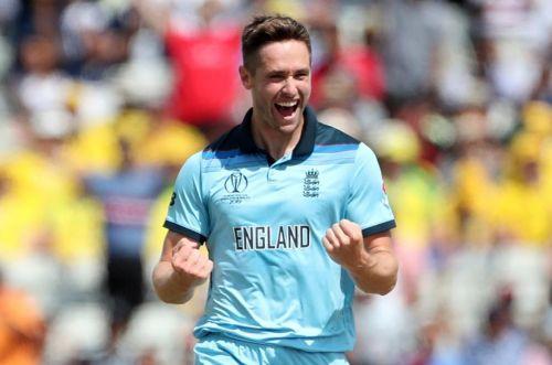 क्रिस वोक्स ने इंग्लैंड के लिए विश्व कप 2019 में अहम् भूमिका निभाई थी