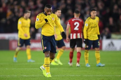 Arsenal were handed a shock defeat away at Sheffield United as they lost out by 1-0