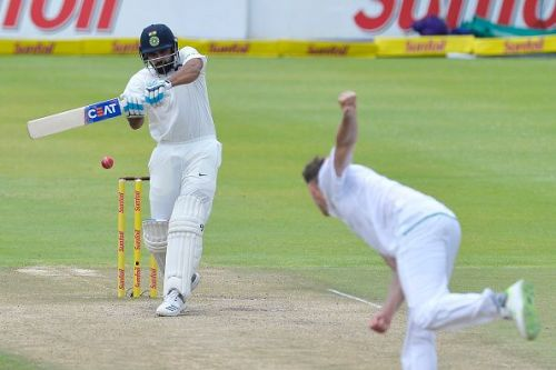 Rohit Sharma will look to build on his performance in the Visakhapatnam Test.