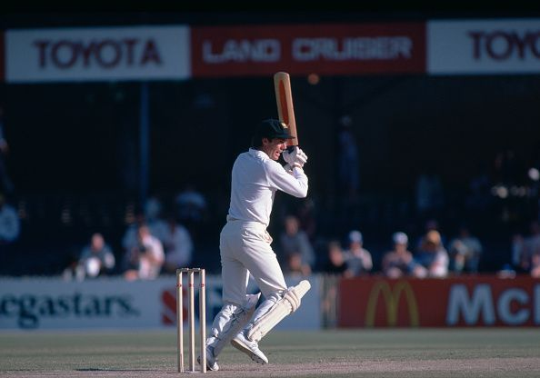 Greg Chappell played in the centenary Test in 1977