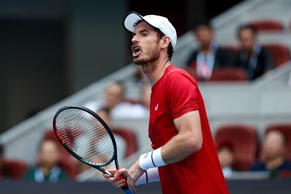 2019 China Open - Andy Murray