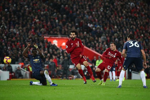 Manchester United host Liverpool in Matchday 9