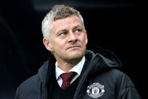 Solskjaer is going through turbulent times at Old Trafford.
