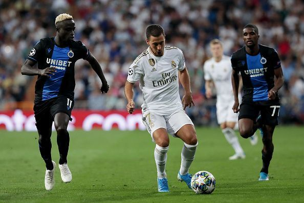 Real Madrid v Club Brugge KV: Group A - UEFA Champions League