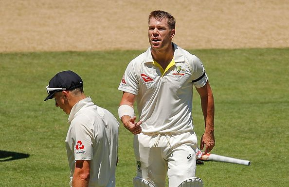 David Warner had a disastrous Ashes series