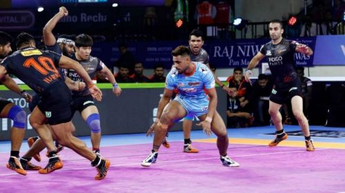 Bengal Warriors were at their attacking best this season