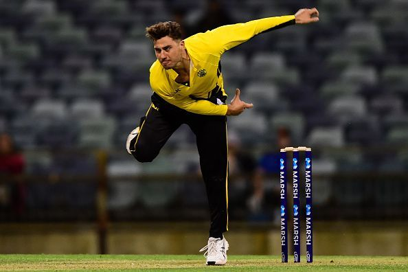 Marsh One Day Cup - WA v VIC