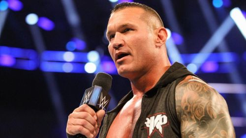 Randy Orton is a 13-time WWE World Champion