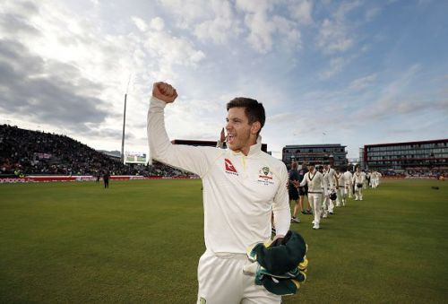 Australia retained the Ashes under Tim Paine's captaincy