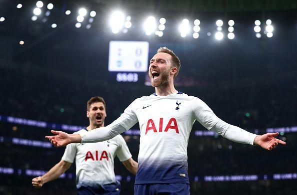 Tottenham Hotspur v Brighton & Hove Albion - Premier League