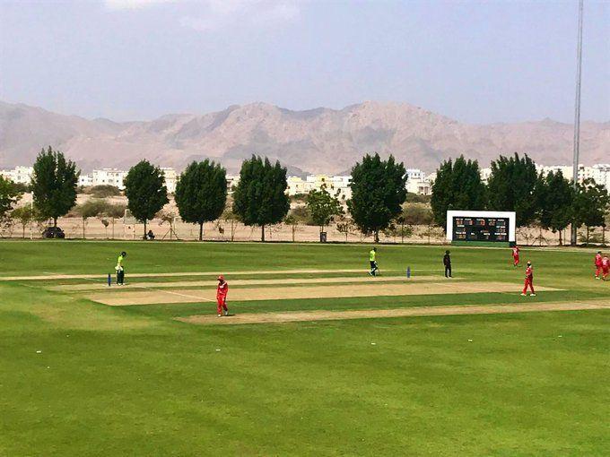 ओमान क्रिकेट (Photo: Twitter )