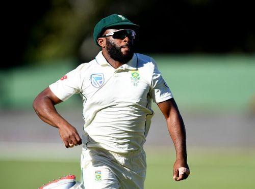Temba Bavuma has scores of 18, 0, 8 in the three innings this series