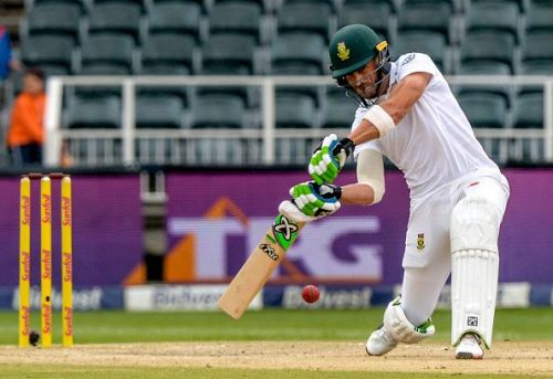 Can Faf du Plessis imitate Cook's heroics of 2012 against India?