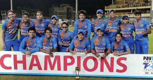 भारतीय महिला टीम ने 3-1 से जीती सीरीज (Photo: The Hindu)