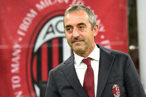 Marco Giampaolo is the 7th manager to depart the Rossoneri in 5 years.