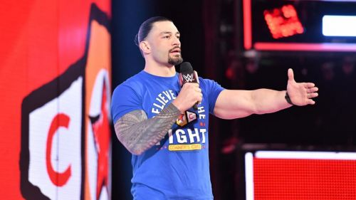 Reigns could once again become the biggest star in WWE