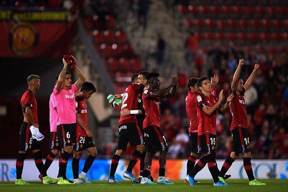 RCD Mallorca defeated Real Madrid CF 1-0