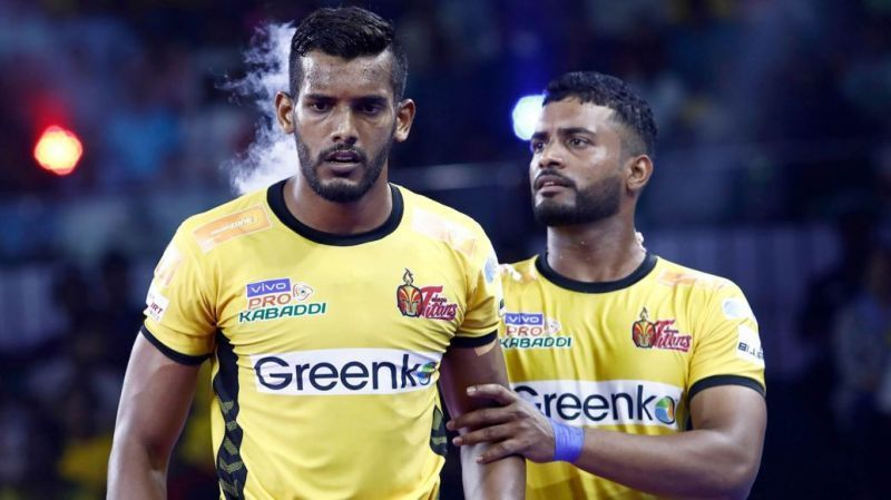 Telugu Titans are still alive in the race to the playoffs