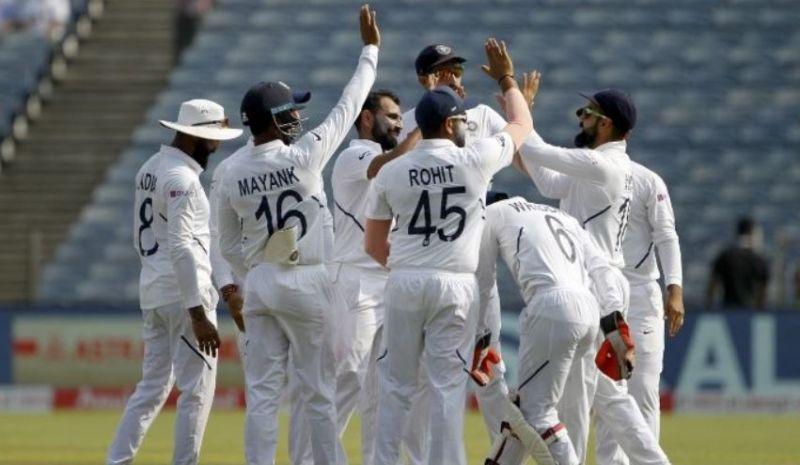 भारतीय टेस्ट क्रिकेट टीम