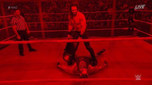 सैथ vs वायट के मैच से फैंस काफी ज्यादा नाराज़