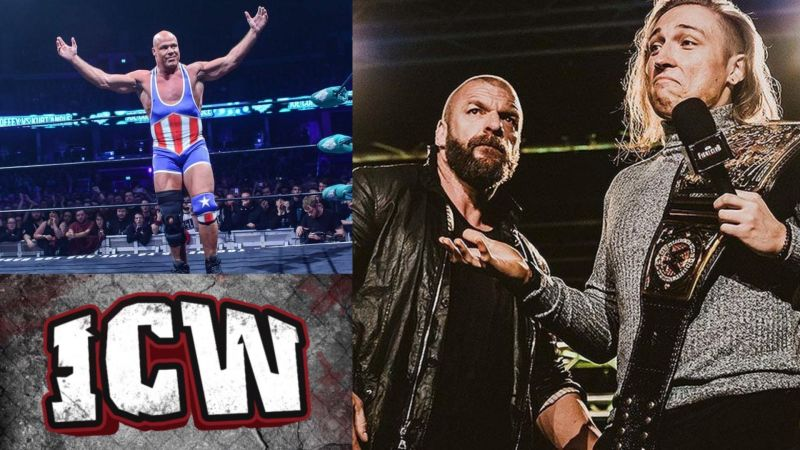 Some big names have appeared in ICW!