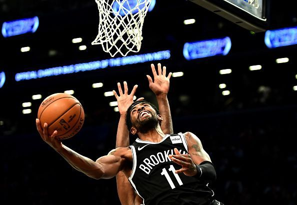 Minnesota Timberwolves v Brooklyn Nets