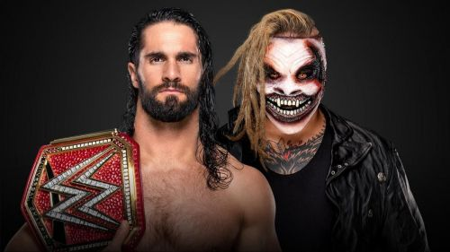 Seth Rollins will defend the Universal Title against Bray Wyatt on Sunday inside Hell in a Cell.