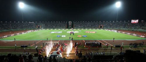 The Sarsujai Stadium is never an easy place to go and pick up points (Credits: ISL)