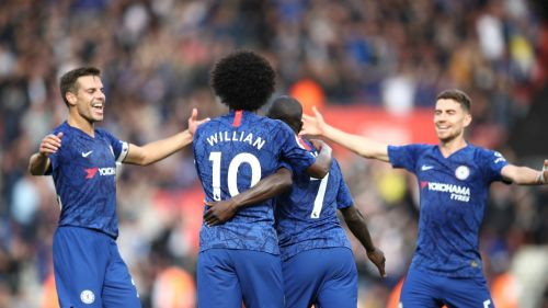 Chelsea players - cropped