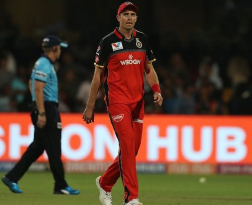 Tim Southee had a tough outing in IPL 2019