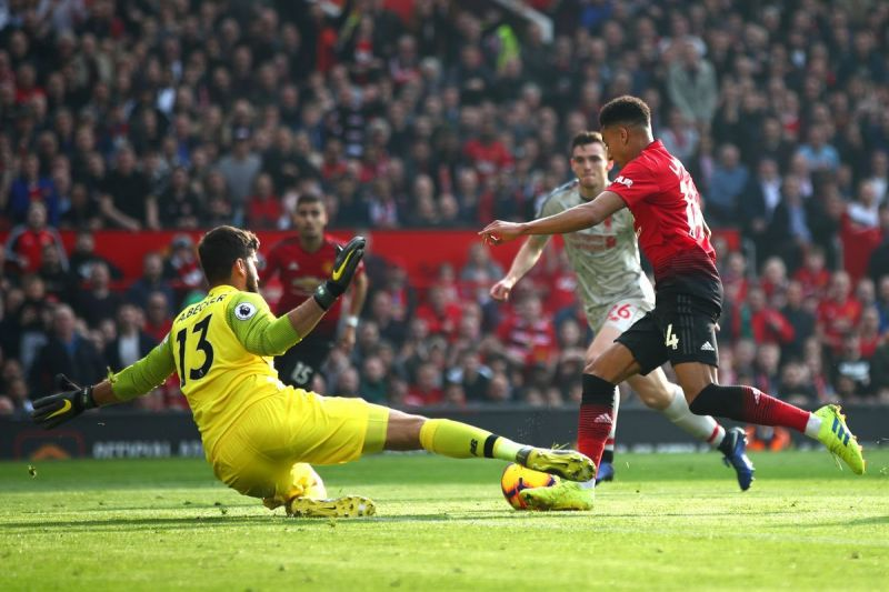 Manchester United flew out of the blocks, but failed to beat Liverpool at home last time out