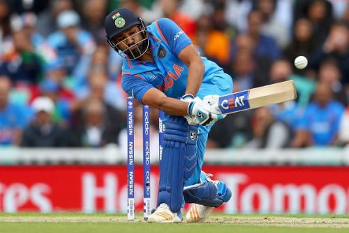 Rohit Sharma has three double hundreds in ODIs