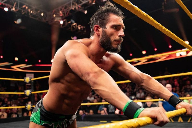 Johnny Gargano will eagerly wait for his revenge