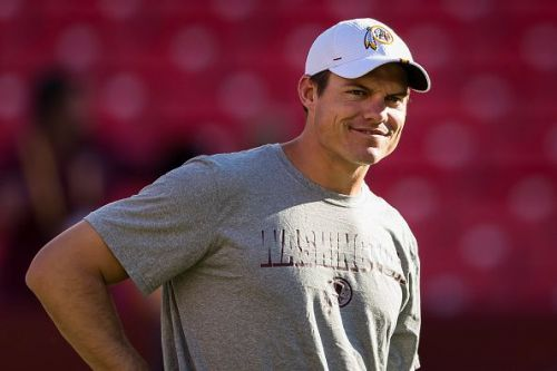 Is Kevin O'Connell the man to save the Washington Redskins' season?