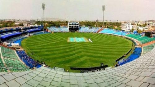 एसएमएस स्टेडियम जयपुर