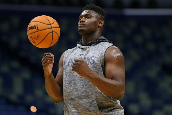 Zion Williamson will miss 6-8 weeks after undergoing surgery