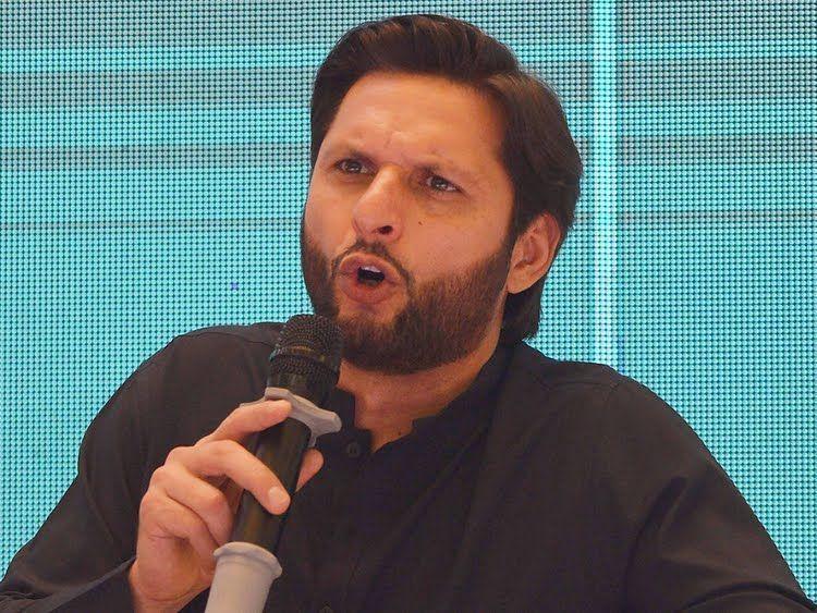 शाहिद अफरीदी ने माना कि पाकिस्तान की टीम में बड़े हिट लगाने वाले बल्लेबाजों की कमी है