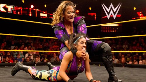 Nia Jax is one Superstar who can benefit from another run in NXT