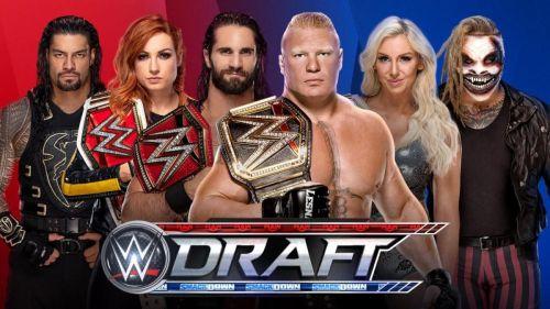 WWE Draft begins on SmackDown