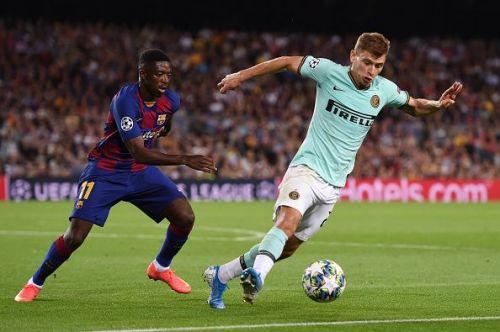 Barella was ultimately not good enough against a sluggish Barca side