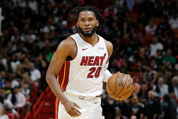 Winslow will need to be in his elements again against Milwaukee