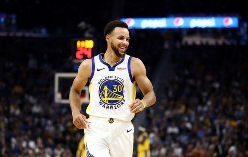 It's time for Steph Curry to showcase exactly why he's the only unanimous MVP in NBA history