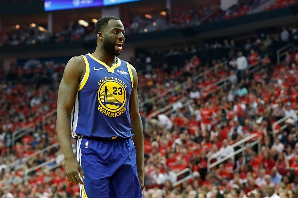 Draymond Green will be among the former All-Stars that could return in Chicago