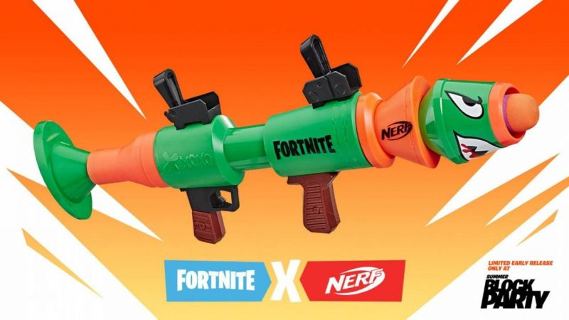 Fortnite toys are now available online